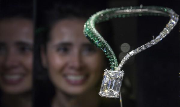 $34 млн. за най-големия диамант, предлаган на търг