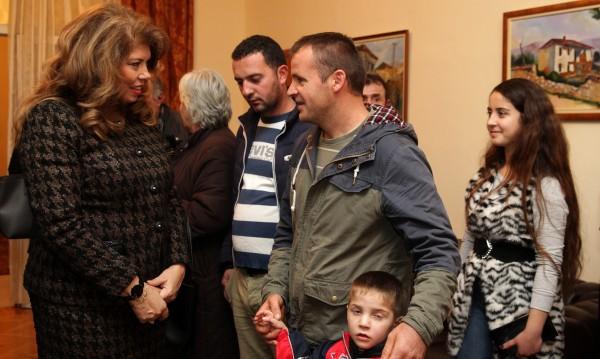 Йотова в Албания за българското малцинство: Правата – гарантирани!