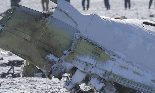 Тригодишно оцеля при самолетна катастрофа в Русия