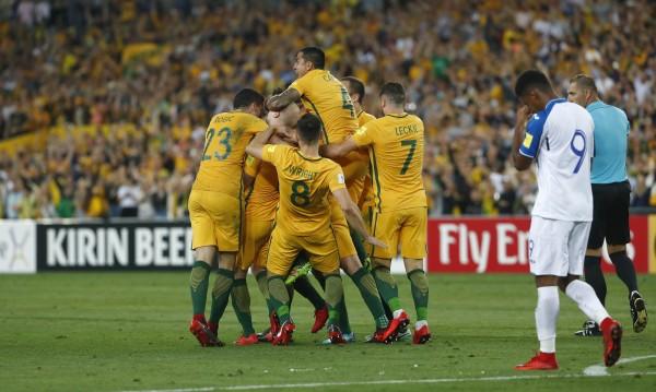 Австралия взе предпоследната виза за Световното