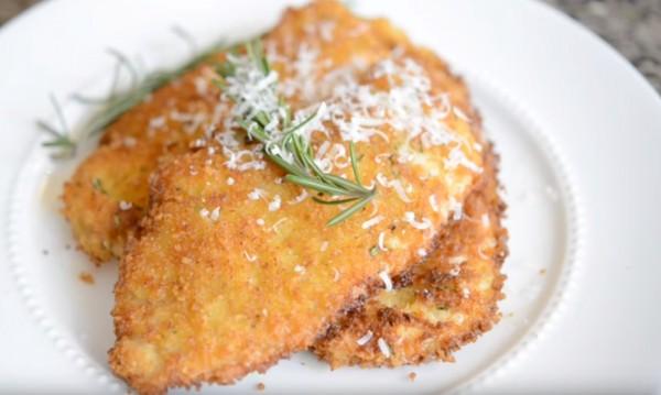 Рецептата Dnes: Пиле с пармезан и чесън