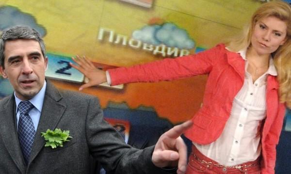 Деси Банова, след новината за Плевнелиев: Трябва ми глътка въздух!