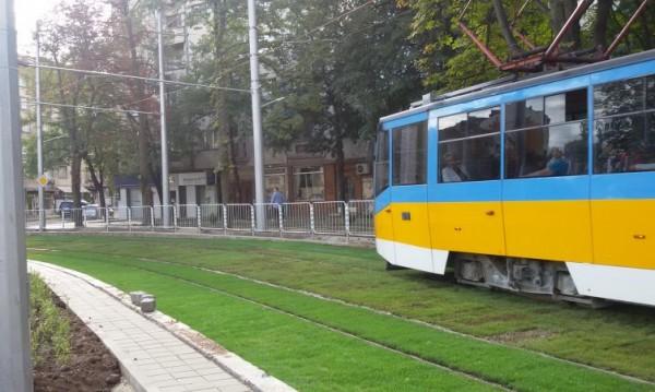 Трамваите - модернизирани, трасетата - обновени през 2018 г.