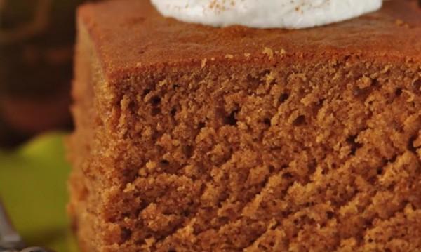 Рецептата Dnes: Джинджифилов кекс с мармалад
