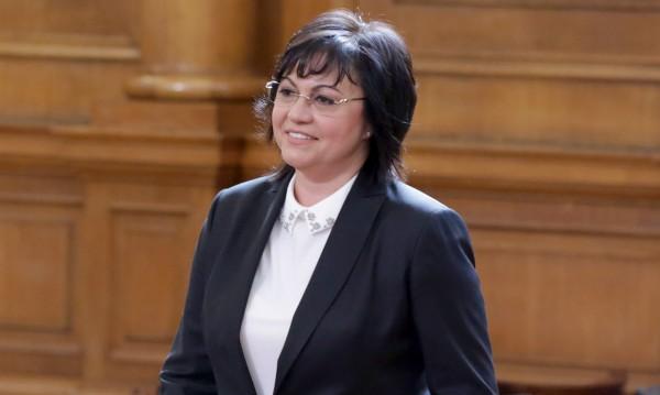 Нинова доволна от оставката на Главчев: Печели демокрацията!
