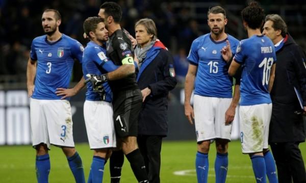 Колко струва крахът на Италия за световното?