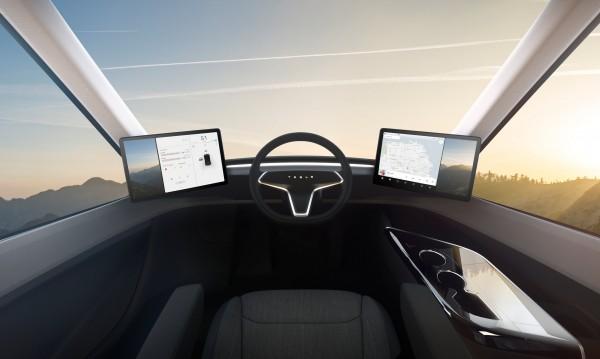 От третия път: Tesla представи е-камиона си