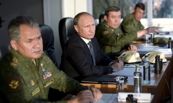 Путин подписа: Армията ще е от 1 902 758 души