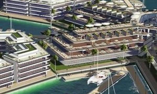 Бъдещето идва! Първи плаващ град - факт до 2020-а