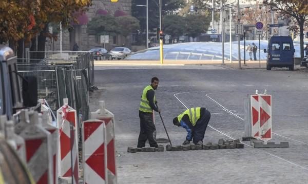 """След цяло лято ремонти отварят столичния """"Дондуков"""""""