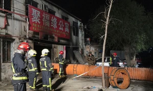 Най-малко 19 загинали при пожар в предградие на Пекин