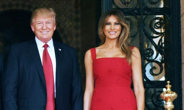 Продадоха торта от сватбата на Тръмп и Мелания на търг
