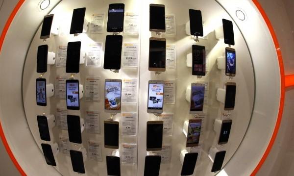 Кои са най-използваните у нас Android смартфони?