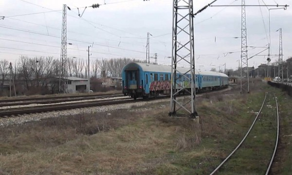 БДЖ спря влаковете между Владая и Горна баня