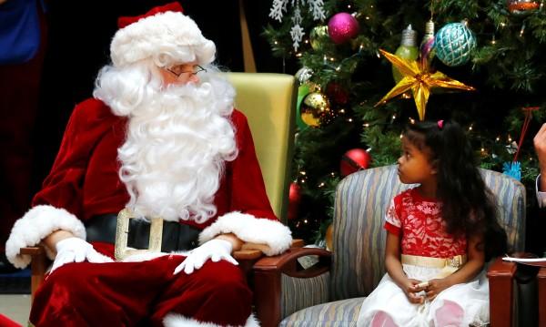Среща с Дядо Коледа в Ню Йорк? Само с резервация!