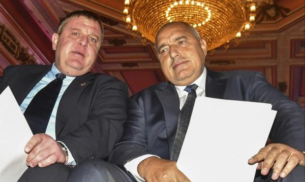 Каракачанов твърд: В коалицията няма напрежение!