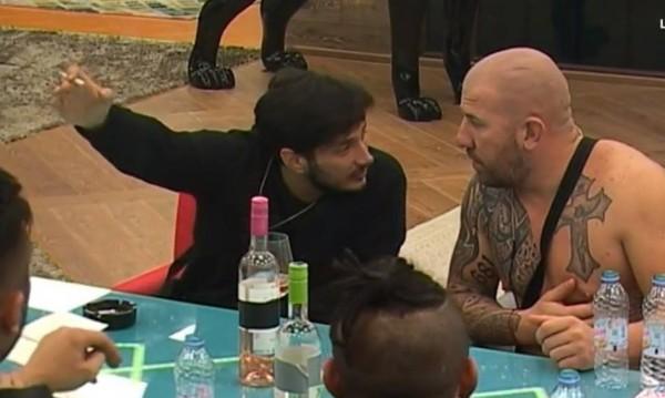 Алкохолна лумпениада в Big Brother, изгониха Кирил
