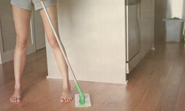 Нямате време за фитнес? Чистете редовно у дома!