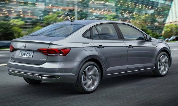 VW представи Virtus – досущ Polo, но седан
