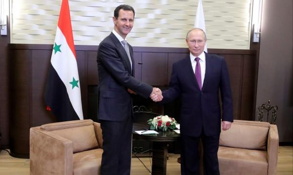 """""""Взгляд"""": Путин и Асад към нов етап в сирийската криза"""