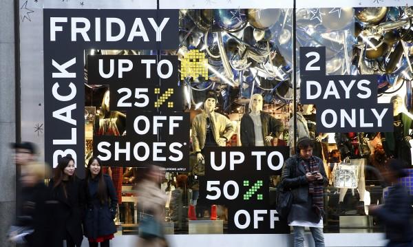 """70%, 50%, две за едно... Какви са """"намаленията"""" за Черния петък?"""