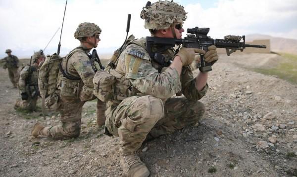 Американците идват: 250 войника, 50 танка!