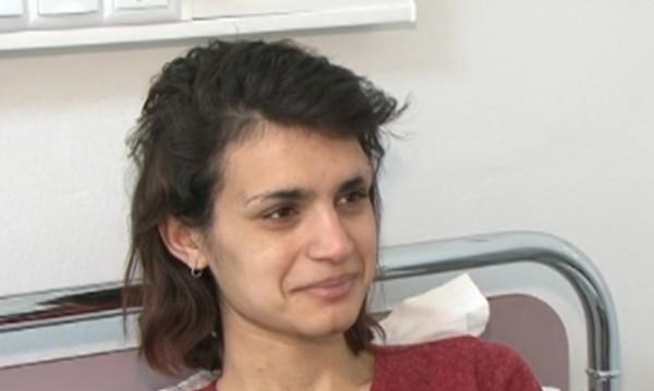 Антония, която се хвърли под влака: Чакам нов живот!