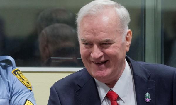Трибуналът се произнесе: Доживот за Ратко Младич!