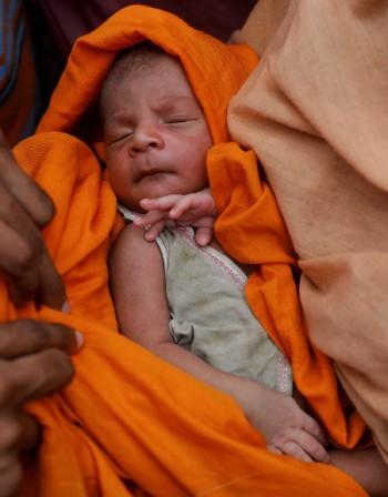 Запек при бебето: Каква е причината?
