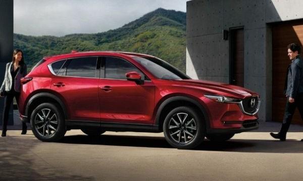 Mazda обнови бижуто CX-5