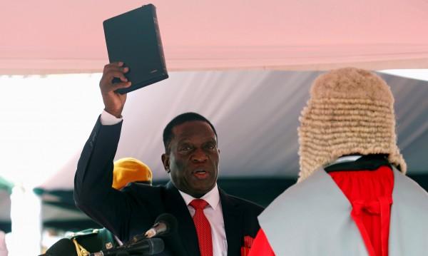 Новият президент на Зимбабве: Намаляваме бедността и корупцията!