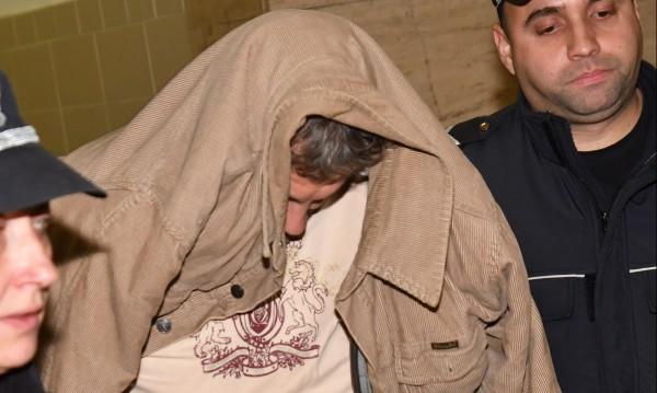 """Обвиненият за клането в """"Хиподрума"""" плашил и бившата си"""