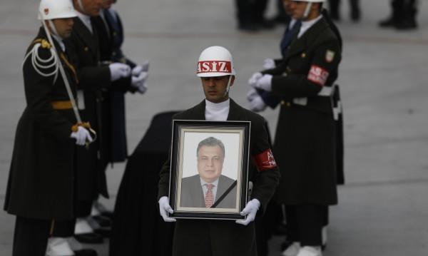 Турски продуцент свързан с убийството на руския посланик