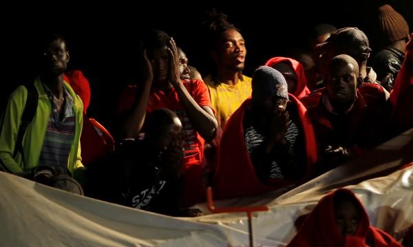 Наш кораб спаси 66 мигранти в Егейско море