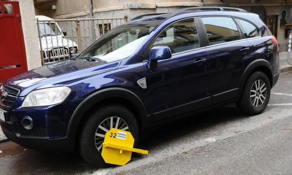 Паркинг, скоба и дотук! Всеки ден задържат по 500 коли из страната