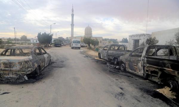 Разследване потвърди: ИДИЛ стои зад атентата в джамия в Египет
