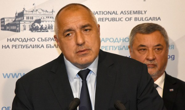 Борисов, Симеонов и Доган – тримата, от които зависи кабинетът