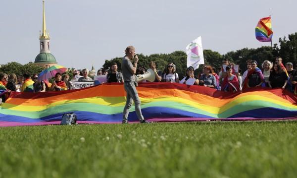 Русия вече си има убежище за... гейове