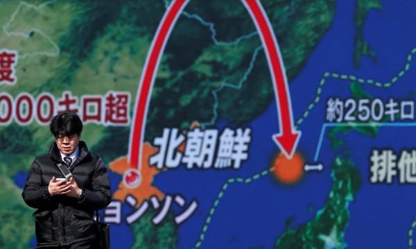 КНДР: Изстреляхме ракета, която може да порази САЩ
