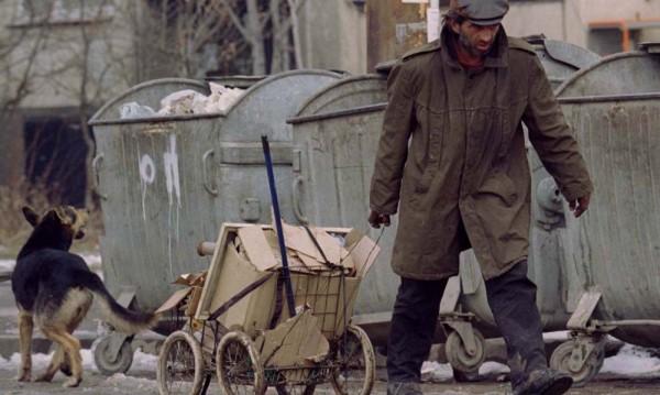 Половината бездомници в София – от провинцията!