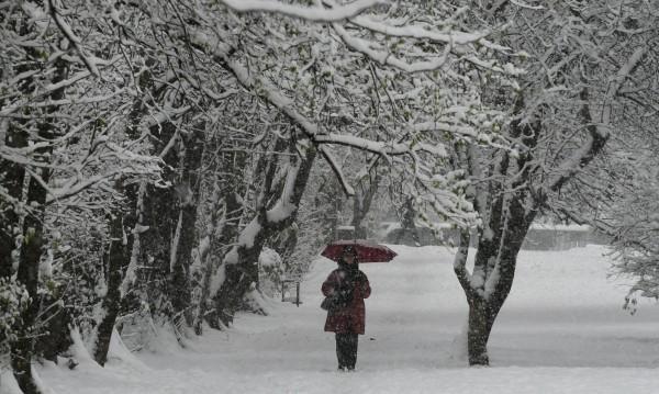 Колко натрупа: 42 см на Черни връх, 20 см в София