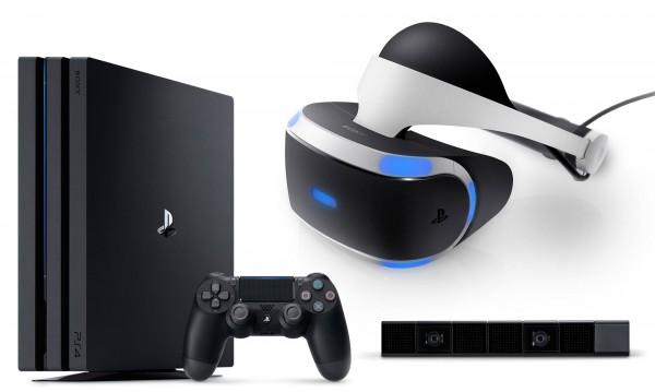 Кой иска PlayStation 4 Pro + VR шлем?