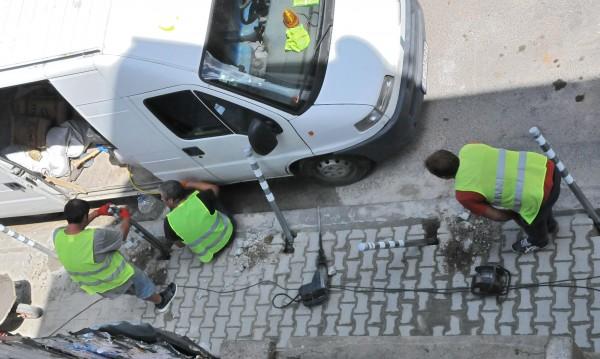1 500 души до Фандъкова: Ремонтирайте тротоарите!