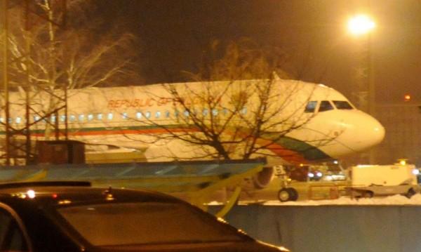 Иран отказа на държавния самолет да прелети, мина над Ирак