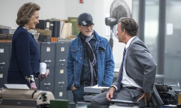 """""""Вестник на властта"""" на Спилбърг – филм на 2017-а"""