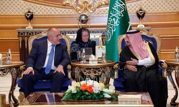 Визитата на Борисов в Саудитска Арабия – не протоколна, а резултатна!