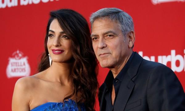 Амал и Джордж Клуни подновяват клетвите си!?
