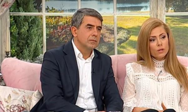 Сродните души Плевнелиев и Банова: Свят човек и смела жена!