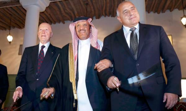 Царят от Рияд: Всичко е положително и най-вече ново!