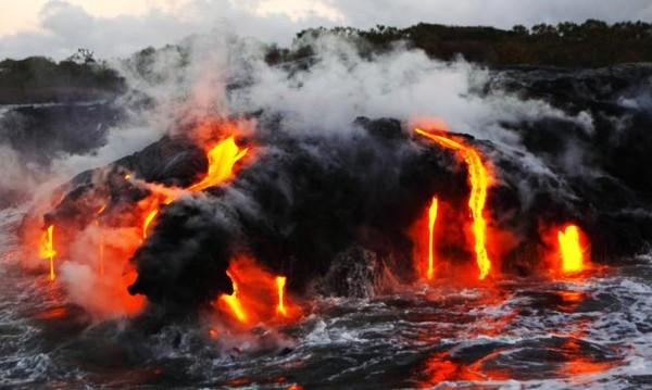 Вулканите - много по-опасни за цивилизацията ни